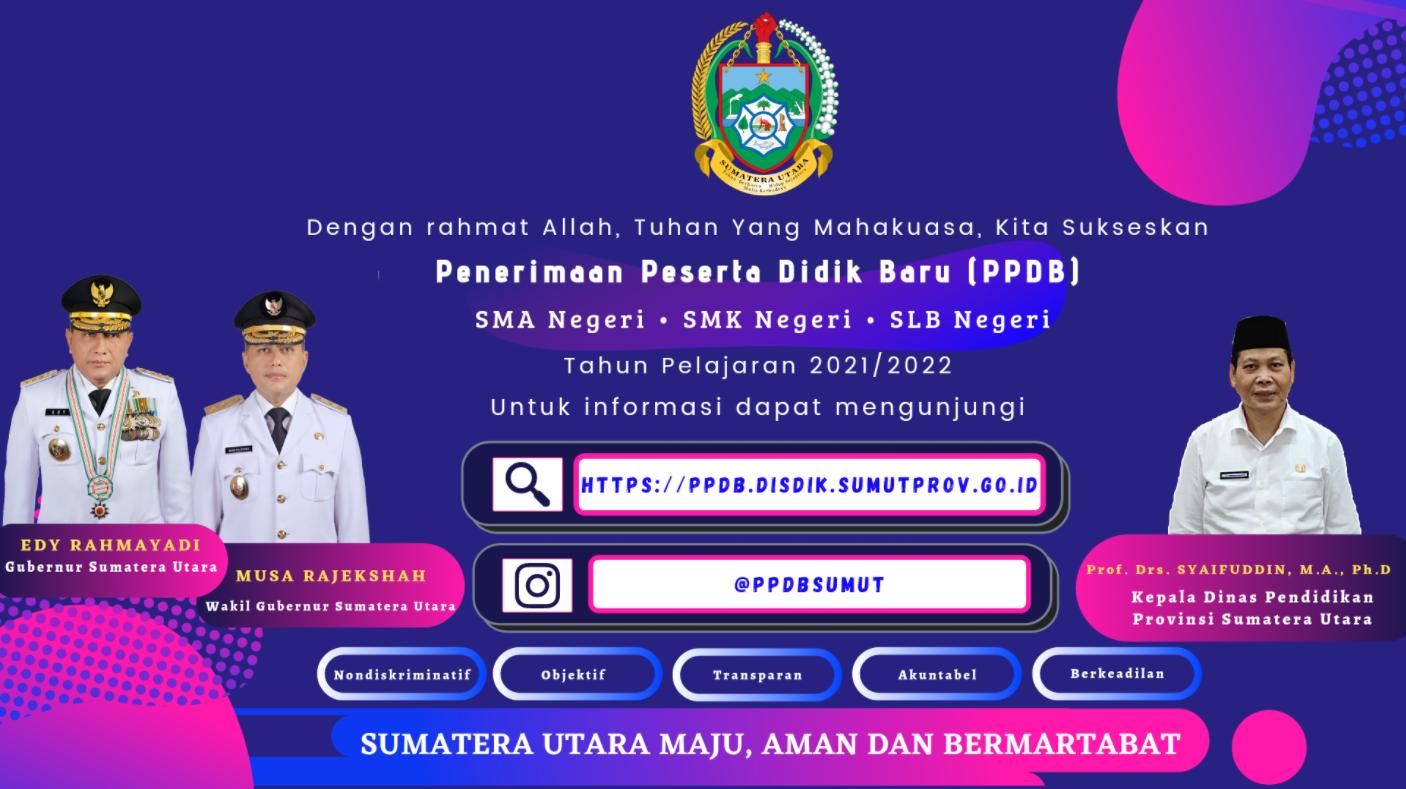 Banner PPDB SUMUTProv 2021_