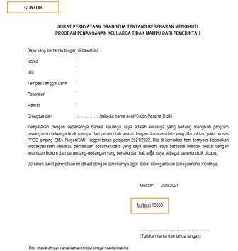 Ppdb Prestasi Afirmasi Tugas Orangtua Sma Negeri 6 Medan